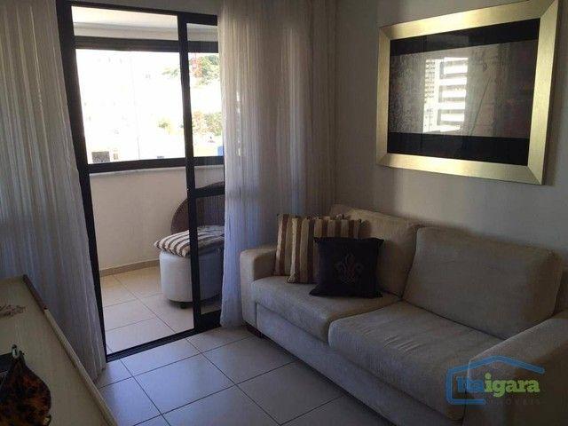 Apartamento com 2 dormitórios à venda, 60 m² por R$ 365.000 - Imbuí - Salvador/BA - Foto 4
