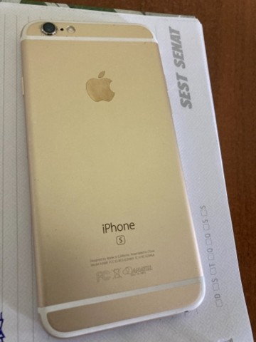 iPhone 6s 16gb rose  - Foto 4