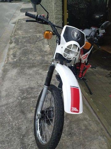 XL250 R ano 83 - Foto 6