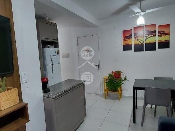 Apartamento à venda com 2 dormitórios em Pedra branca, Palhoça cod:2389 - Foto 4