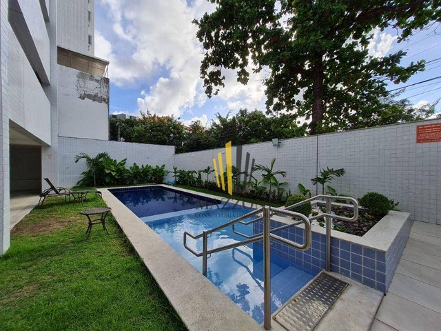 Edf. Costa das Palmeiras | Flat Mobiliado | 25m² | Nascente | 1 Vaga | Lazer Completo | R$ - Foto 8
