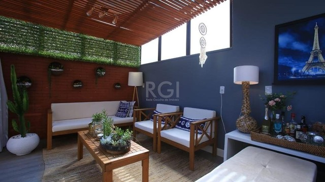 Apartamento à venda com 1 dormitórios em Rio branco, Porto alegre cod:SC13172 - Foto 9