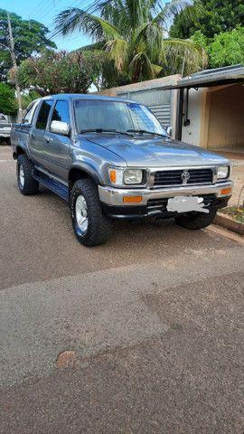 Hillux 2.8 98/99 4x4 diesel conservada ( *)) - Foto 9