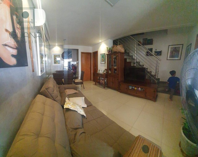 Casa com 3 suítes à venda, 121 m² por R$ 525.000 - Villagio D'Itália - Cuiabá/MT - Foto 3