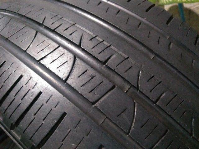 225/60/18, seminovos marca Pirelli Scorpions originais 4 peças iguais. Oportunidade!!! - Foto 5