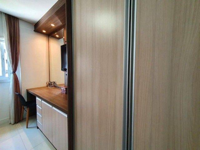 Amplo apartamento Mobiliado 1 por andar Barra Sul Balneário Camboriú - Foto 9