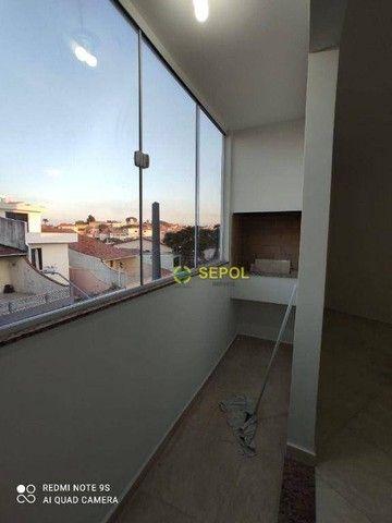 Apartamento com 2 dormitórios para alugar por R$ 1.400,00/mês - Jardim Brasília - São Paul - Foto 7