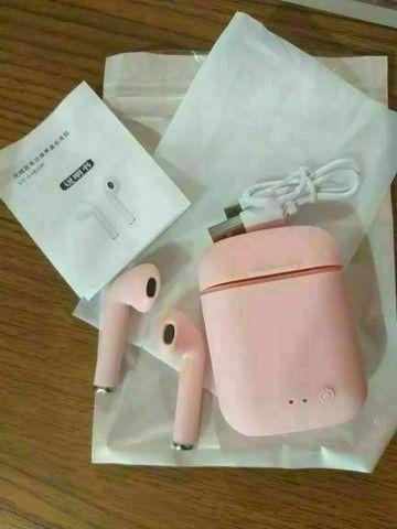 Fone Bluetooth i7 mini , ACEITAMOS CARTÕES!! - Foto 3