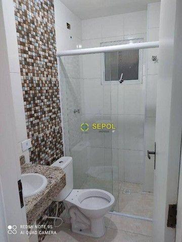 Apartamento com 2 dormitórios para alugar por R$ 1.400,00/mês - Jardim Brasília - São Paul - Foto 8
