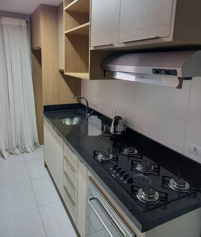 Apartamento 02 quartos (01 suíte) e 02 vagas no Água Verde, Curitiba - Foto 2