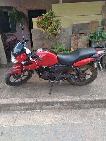 Moto  Apache  da  dafra ano  2010  2011