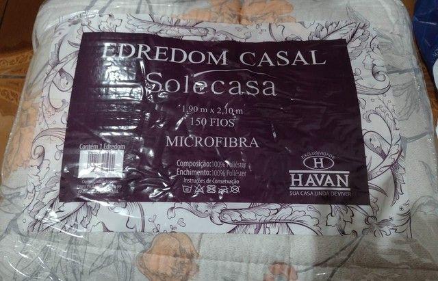 Edredom /promoção /aceito cartão  - Foto 4