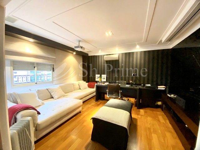 Apartamento espetacular mobiliado, para locação Chacara Itaim - Foto 7
