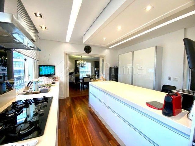 Apartamento espetacular mobiliado, para locação Chacara Itaim - Foto 16
