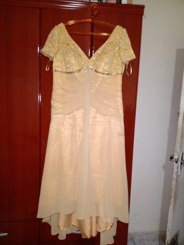 Vestido de festa pluss sise  - Foto 3
