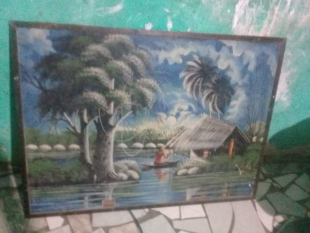 Armário e um quadro  q pertenceu a zanini caldas  - Foto 5