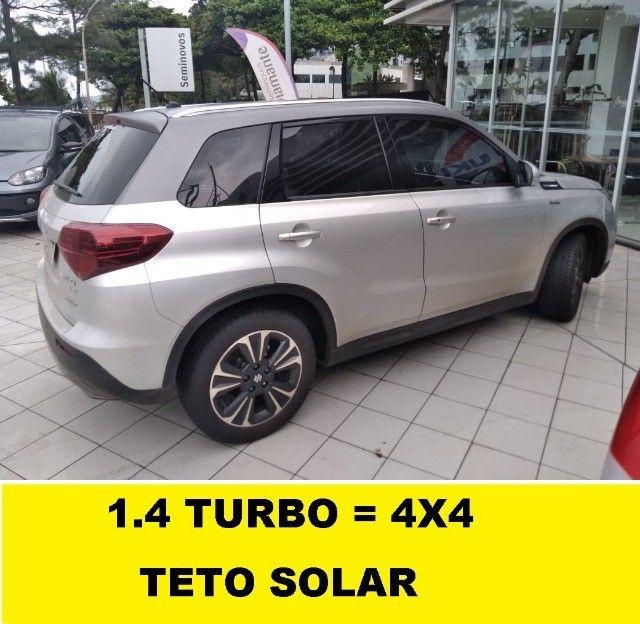 Vitara 4Style AllGrip 1.4 Turbo-Teto solar - 4x4