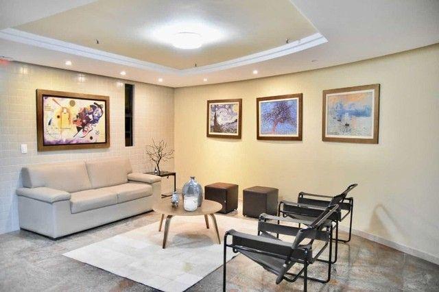 Apartamento com 3 dormitórios à venda, 91 m² por R$ 449.000,00 - Cocó - Fortaleza/CE - Foto 9