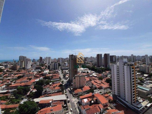 Apartamento com 3 dormitórios à venda, 73 m² por R$ 420.000,00 - Cambeba - Fortaleza/CE - Foto 2