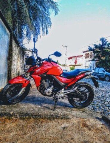 Honda CBX 250 Twister  - Foto 4