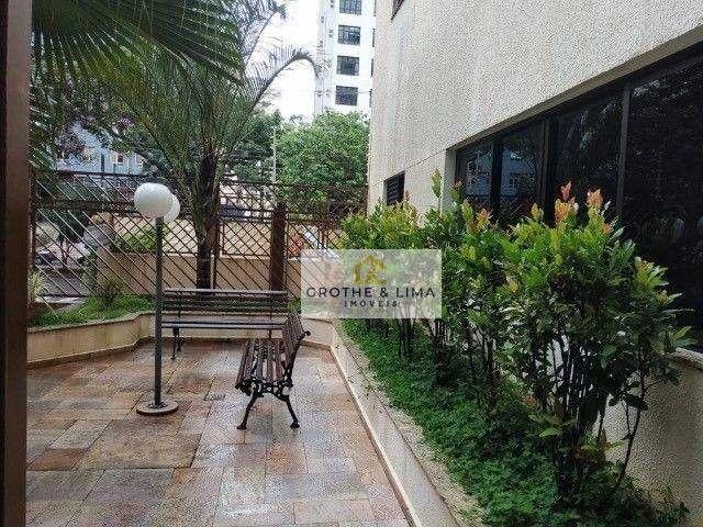 Apartamento com 4 dormitórios à venda, 139 m² por R$ 742.000,00 - Parque Residencial Aquar - Foto 10