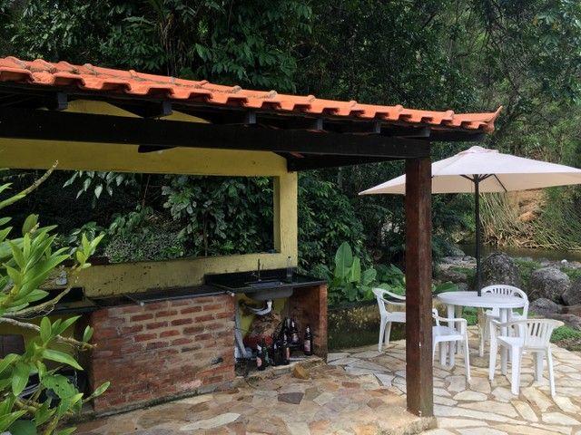 Casa da Cachoeira no pé da Serra de Friburgo  - Foto 18