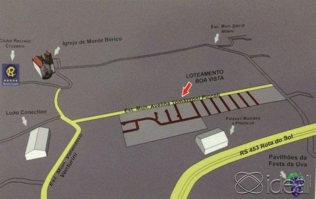 Terreno à venda em Monte berico, Caxias do sul cod:15400 - Foto 9