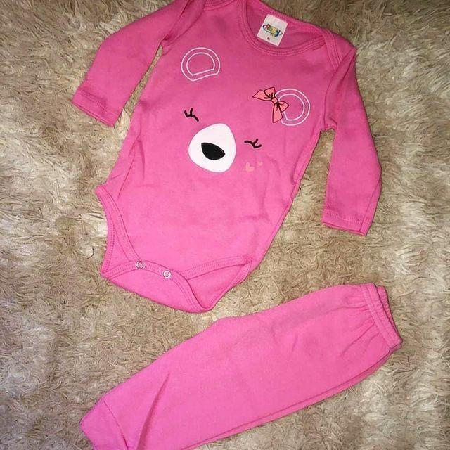 Conjuntos Longo bebê - Tati Moda infantil  - Foto 5