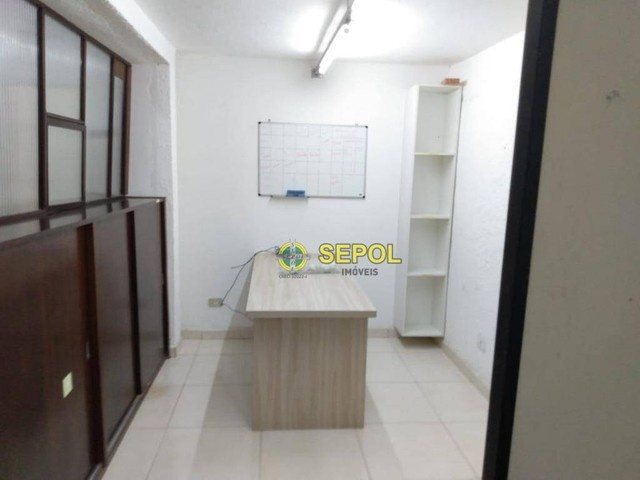 Salão para alugar, 200 m² por R$ 3.200,00/mês - Jardim Egle - São Paulo/SP - Foto 12