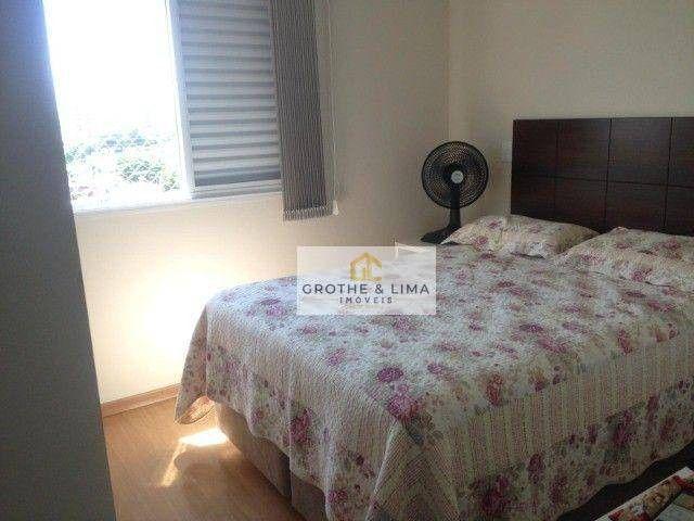 Apartamento com 2 dormitórios à venda, 72 m² por R$ 562.000 - Vila Ema - São José dos Camp - Foto 11