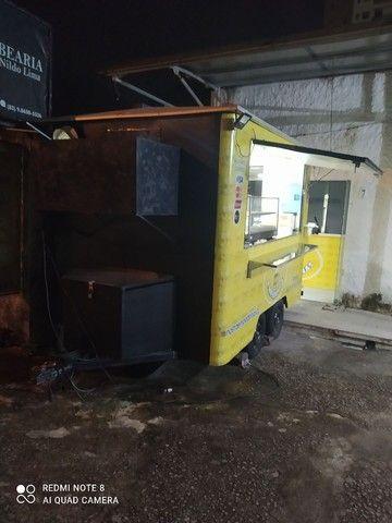 Vendo food truck 16 mil negociável - Foto 5