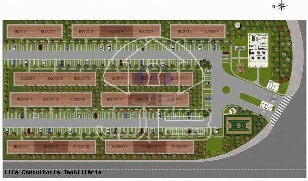 Apartamento à venda com 2 dormitórios em Residencial real parque sumaré, Sumaré cod:V596 - Foto 12