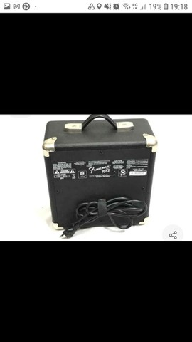 Amplificador fender frontmam 10g - Foto 3