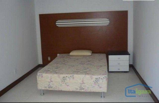 Apartamento com 3 dormitórios à venda, 113 m² por R$ 450.000,00 - Praia do Flamengo - Salv - Foto 5
