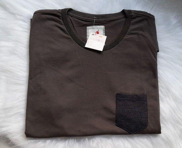 Camisas Primeira linha  - Foto 3
