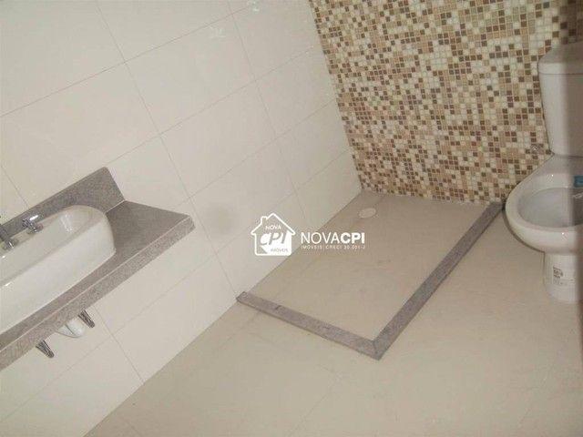 Apartamento com 2 dormitórios à venda Boqueirão - Santos/SP - Foto 11