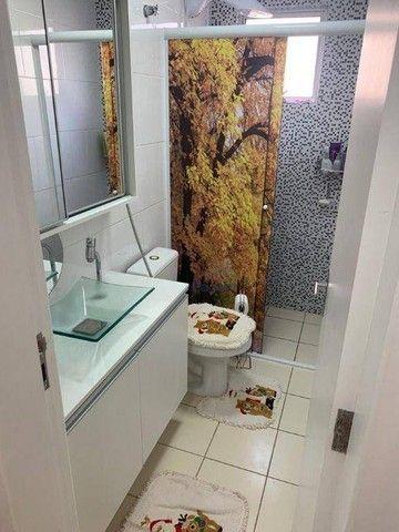 Apartamento com 2 dormitórios à venda, 54 m² por R$ 130.000,00 - Sertão do Maruim - São Jo - Foto 6