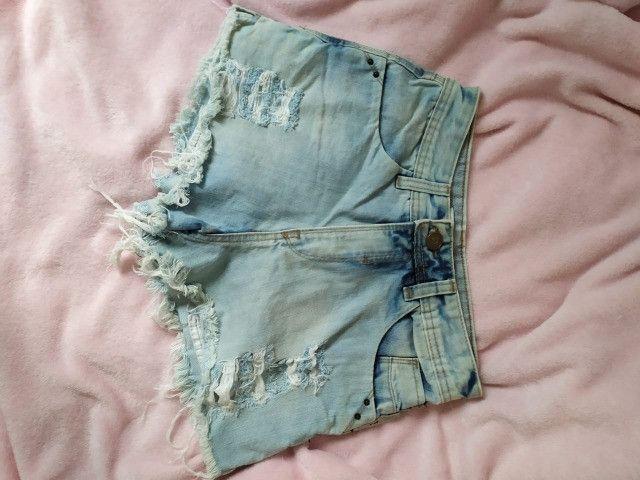 Shorts jeans tam 36