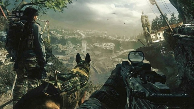 Call of Duty Ghosts ps3 - Foto 2