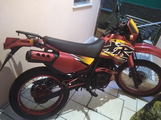 Honda xr200r - Foto 3