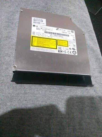 Gravador De Dvd Sata Do Notebook Lgs460 Gt70n  - Foto 2