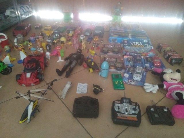 Lote de brinquedo r$ 400 tudo zap * - Foto 6