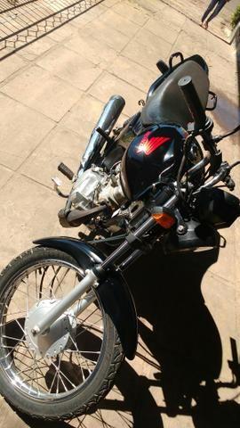 Moto Honda Fan 2012