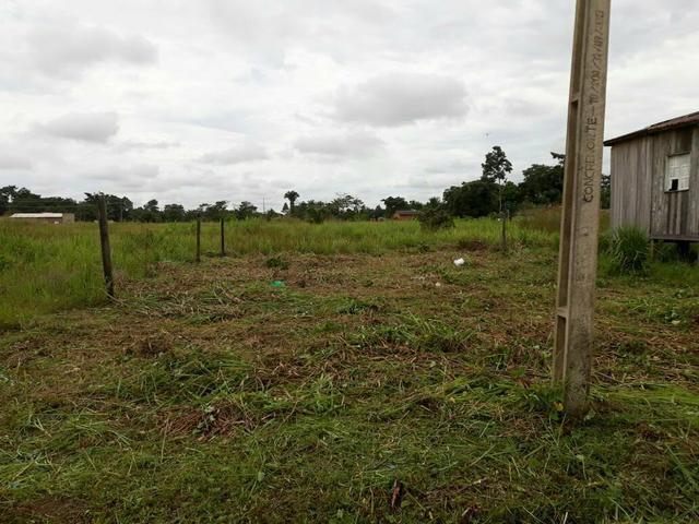 Vendo um terreno medino 10×25 no ramal da judia