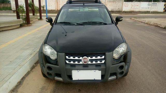 Fiat estrada cab dupla adventure 2010/2011