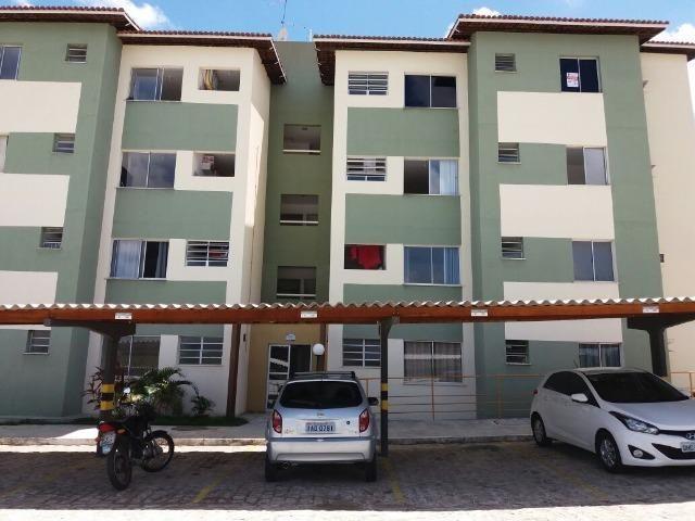 Excelente apartamento no condominio doce vida flora no rosa elze