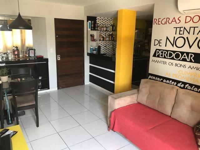 Apartamento 1 quarto finamente mobiliado em Boa viagem