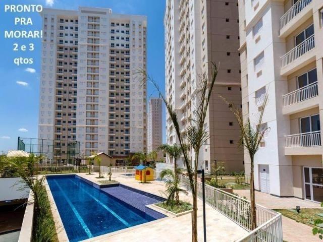 Apartamentos de 3 quartos com suite em Taguatinga Norte com lazer completo