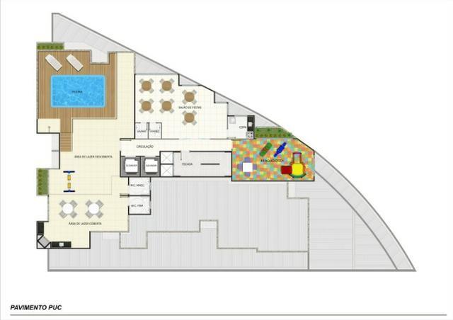 Apartamento 02 Quartos, Bairro Riviera, Lançamento na Planta - Foto 8