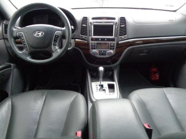 Hyundai Santa Fe Gls 2.4 Diferenciada